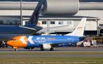 hs-tgjさんが、スワンナプーム国際空港で撮影したMy Jet Express 737-3B7の航空フォト(写真)