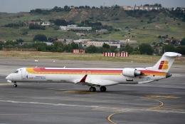 cornicheさんが、マドリード・バラハス国際空港で撮影したエア・ノーストラム CRJ-900の航空フォト(写真)