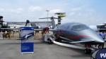 westtowerさんが、シンガポール・チャンギ国際空港で撮影したヨンウォン貿易航空部 P.180 Avanti IIの航空フォト(写真)