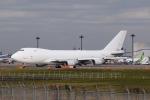 筑波のヘリ撮りさんが、成田国際空港で撮影したアトラス航空 747-4KZF/SCDの航空フォト(写真)