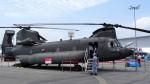 westtowerさんが、シンガポール・チャンギ国際空港で撮影したシンガポール空軍 CH-47 Chinookの航空フォト(写真)