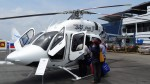 westtowerさんが、シンガポール・チャンギ国際空港で撮影したEMS Helicopter 429 GlobalRangerの航空フォト(写真)