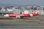 pringlesさんが、福岡空港で撮影したエアアジア・エックス A330-343Eの航空フォト(写真)