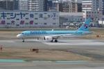 pringlesさんが、福岡空港で撮影した大韓航空 A220-300 (BD-500-1A11)の航空フォト(写真)