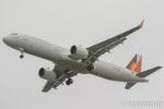 遠森一郎さんが、福岡空港で撮影したフィリピン航空 A321-271Nの航空フォト(写真)