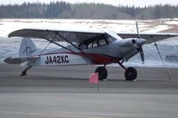 gomachanさんが、大館能代空港で撮影したニセコ・アビエーション CC19-180 XCubの航空フォト(飛行機 写真・画像)