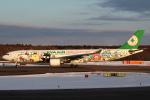セブンさんが、新千歳空港で撮影したエバー航空 A330-302Xの航空フォト(写真)