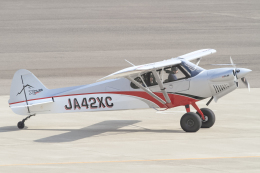西風さんが、大館能代空港で撮影したニセコ・アビエーション CC19-180 XCubの航空フォト(飛行機 写真・画像)
