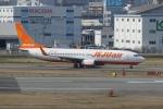 pringlesさんが、福岡空港で撮影したチェジュ航空 737-8LCの航空フォト(写真)
