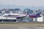 pringlesさんが、福岡空港で撮影した香港エクスプレス A321-231の航空フォト(写真)