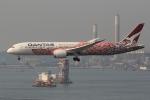 ぽんさんが、香港国際空港で撮影したカンタス航空 787-9の航空フォト(写真)