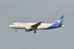 ポン太さんが、スワンナプーム国際空港で撮影したラオス国営航空 A320-214の航空フォト(写真)