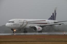 myoumyoさんが、熊本空港で撮影した香港エクスプレス A320-232の航空フォト(飛行機 写真・画像)