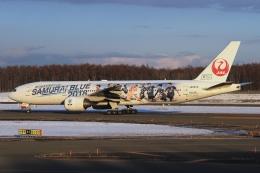 ウッディーさんが、新千歳空港で撮影した日本航空 777-289の航空フォト(写真)