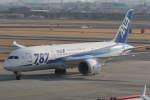 プルシアンブルーさんが、伊丹空港で撮影した全日空 787-8 Dreamlinerの航空フォト(写真)