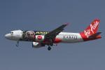 BTYUTAさんが、インディラ・ガンディー国際空港で撮影したエアアジア・インディア A320-216の航空フォト(写真)
