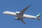Y-Kenzoさんが、成田国際空港で撮影したキャセイパシフィック航空 A350-941XWBの航空フォト(写真)