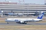 subarist 1977さんが、羽田空港で撮影した全日空 767-381/ERの航空フォト(写真)