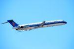 まいけるさんが、福岡空港で撮影した中国南方航空 MD-90-30の航空フォト(写真)