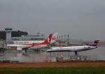 タミーさんが、大分空港で撮影したアイベックスエアラインズ CL-600-2C10 Regional Jet CRJ-702ERの航空フォト(写真)