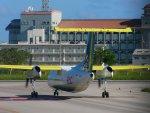frankさんが、石垣空港で撮影した琉球エアーコミューター DHC-8-103Q Dash 8の航空フォト(写真)