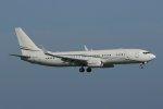 isiさんが、羽田空港で撮影したサンマリノ企業所有 737-8JM BBJ2の航空フォト(写真)