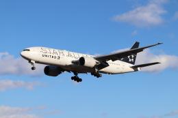 BOEING737MAX-8さんが、成田国際空港で撮影したユナイテッド航空 777-224/ERの航空フォト(写真)