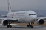 kumagorouさんが、仙台空港で撮影した日本航空 767-346/ERの航空フォト(写真)