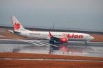 amagoさんが、中部国際空港で撮影したタイ・ライオン・エア 737-9-MAXの航空フォト(写真)
