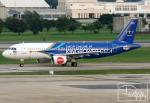 dave_0402さんが、ドンムアン空港で撮影したタイ・エアアジア A320-214の航空フォト(飛行機 写真・画像)