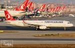 dave_0402さんが、アタテュルク国際空港で撮影したターキッシュ・エアラインズ A321-231の航空フォト(写真)