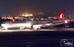 dave_0402さんが、アタテュルク国際空港で撮影したターキッシュ・エアラインズ 777-36N/ERの航空フォト(写真)