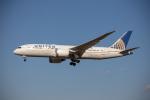 チャッピー・シミズさんが、成田国際空港で撮影したユナイテッド航空 787-8 Dreamlinerの航空フォト(写真)