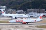 虎太郎19さんが、福岡空港で撮影したタイ・ライオン・エア 737-9-MAXの航空フォト(写真)