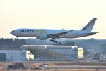 mojioさんが、成田国際空港で撮影したエアロ・ロジック 777-FZNの航空フォト(飛行機 写真・画像)