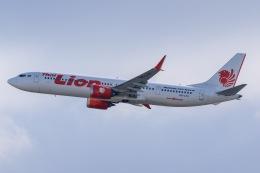 mototripさんが、福岡空港で撮影したタイ・ライオン・エア 737-9-MAXの航空フォト(飛行機 写真・画像)