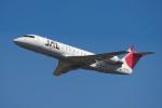 yabyanさんが、新千歳空港で撮影したジェイ・エア CL-600-2B19 Regional Jet CRJ-200ERの航空フォト(飛行機 写真・画像)