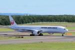yabyanさんが、新千歳空港で撮影した日本航空 777-346の航空フォト(飛行機 写真・画像)