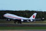 yabyanさんが、新千歳空港で撮影した航空自衛隊 747-47Cの航空フォト(飛行機 写真・画像)