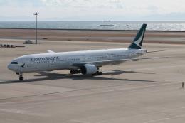 RAOUさんが、中部国際空港で撮影したキャセイパシフィック航空 777-367の航空フォト(写真)