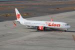 RAOUさんが、中部国際空港で撮影したタイ・ライオン・エア 737-9-MAXの航空フォト(写真)