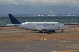 RAOUさんが、中部国際空港で撮影したボーイング 747-409(LCF) Dreamlifterの航空フォト(写真)