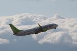 RAOUさんが、中部国際空港で撮影したソラシド エア 737-86Nの航空フォト(写真)