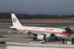 camelliaさんが、広島空港で撮影した中国東方航空 A319-115の航空フォト(写真)