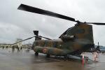 350JMさんが、普天間飛行場で撮影した陸上自衛隊 CH-47JAの航空フォト(写真)