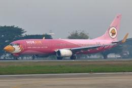 航空フォト:HS-DBE ノックエア 737-800