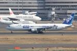 OS52さんが、羽田空港で撮影した全日空 767-381/ERの航空フォト(写真)