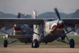 takaRJNSさんが、ドンムアン空港で撮影したタイ王国空軍 AU-23A Peacemakerの航空フォト(飛行機 写真・画像)