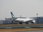 SKY☆MOTOさんが、成田国際空港で撮影したキャセイパシフィック航空 A350-941XWBの航空フォト(写真)