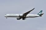 sonnyさんが、成田国際空港で撮影したキャセイパシフィック航空 A350-1041の航空フォト(写真)